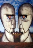 Pink Floyd - 'Division Bell' Postcard